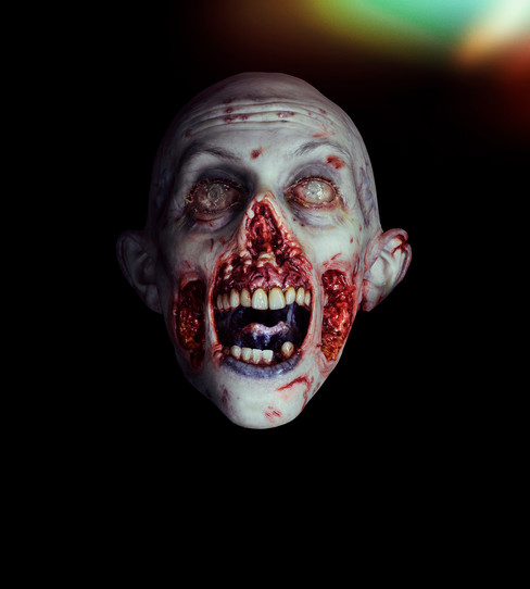 Girls In Undies Vs Zombies // Baseball Barry // SFX M-UP: Bill Turpin // Photos: Jesse Seaward