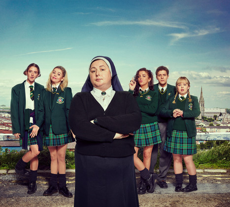 CHANNEL 4 // Derry Girls Series 2 // Adam Lawrence