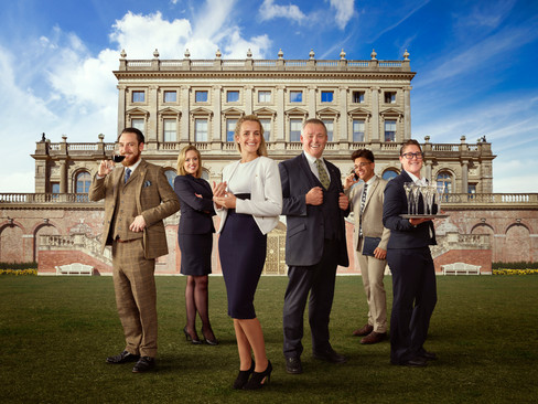 CHANNEL 4 // A Very British Country House // Adam Lawrence