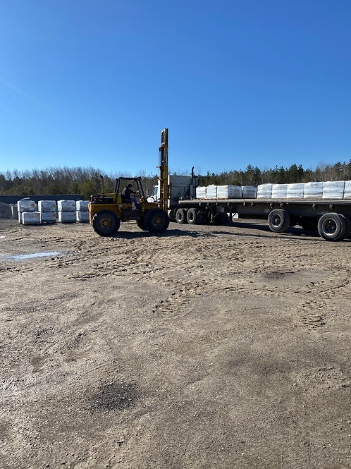 Aggregates bagged by TKBS