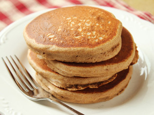 Johnny D's Healthy, Quick and Delicious Pancakes
