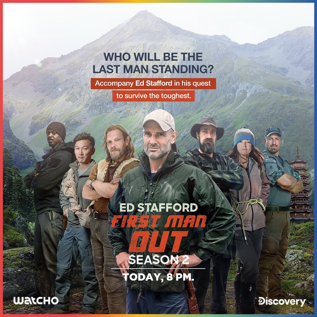 First Man Out w/ Ed Stafford