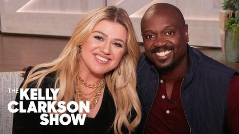 Hakim on Kelly Clarkson Show