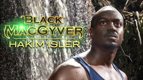 Black MacGyver