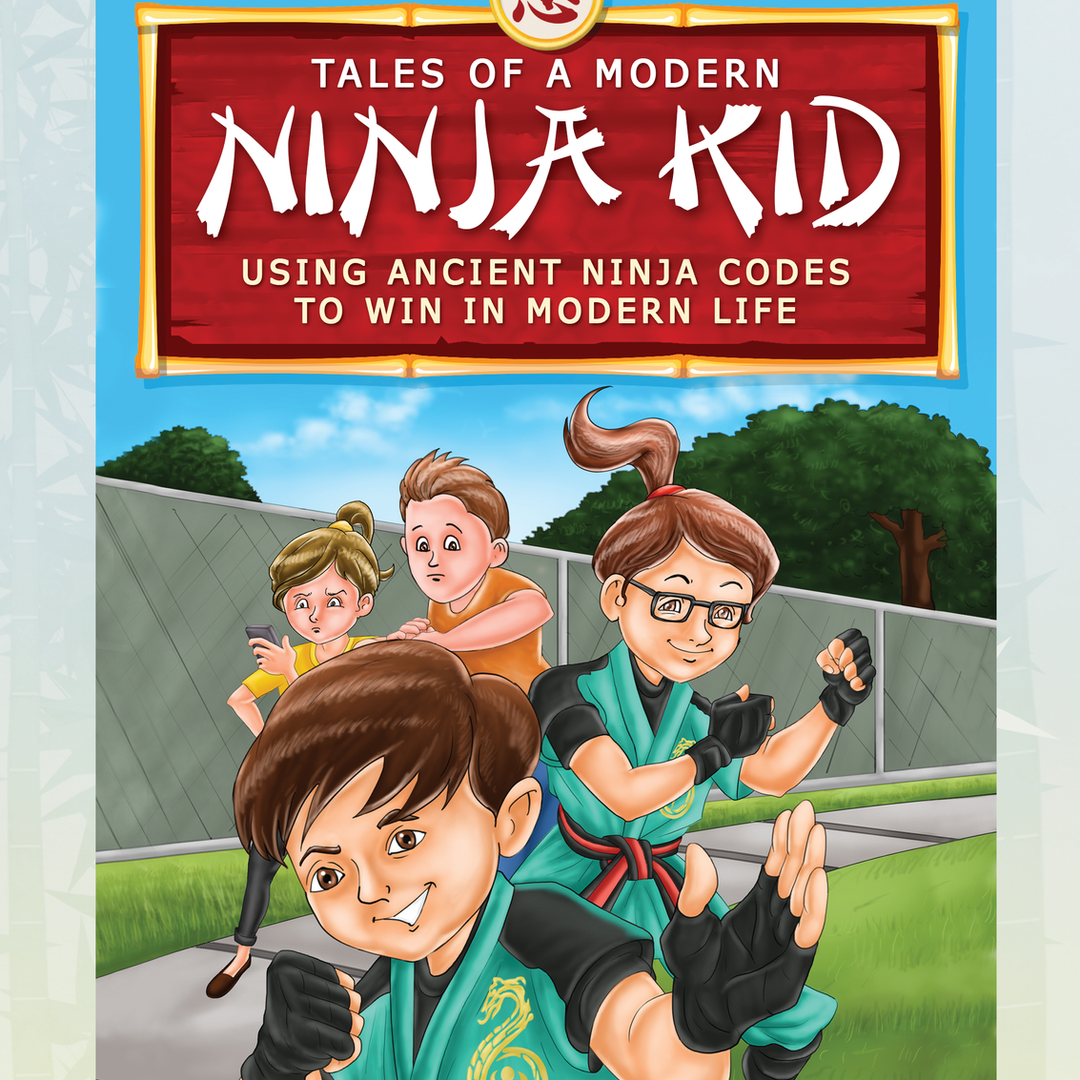Tales Of A Modern Ninja Kid