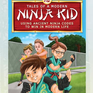 Tales Of A Modern Ninja Kid