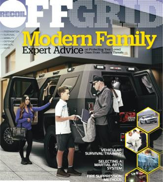 OFFGRID MAGAZINE (Oct/Nov. '18)