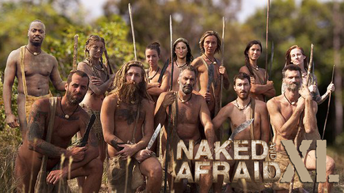 Naked & Afraid XL Confessions