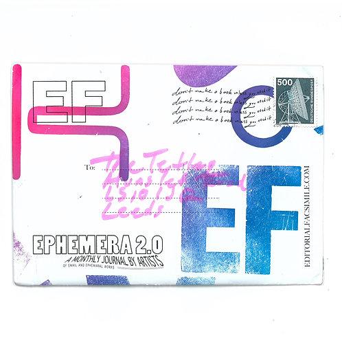 Ephemera envelope