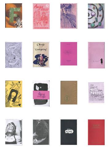 Latin American Feminist Zine Collection
