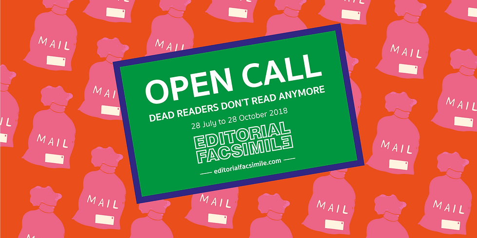 Dead readers don't read anymore