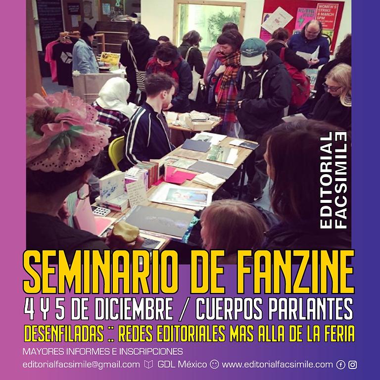 SEMINARIO DE FANZINE