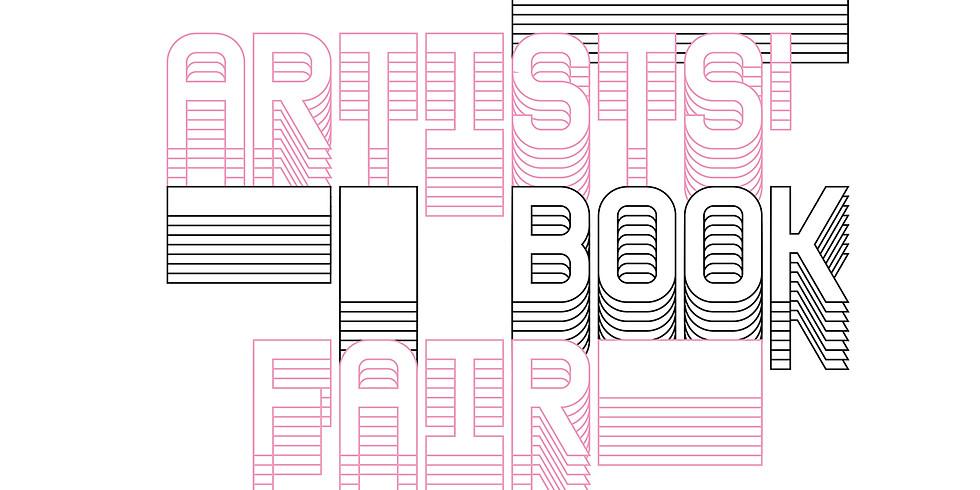 20TH INTERNATIONAL CONTEMPORARY ARTISTS' BOOK FAIR 2017