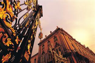 Places Stanislas, de la Carrière et d'Alliance à Nancy