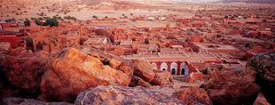Mauritanie Anciens ksour de Ouadane, Chinguetti, Tichitt et Oualata