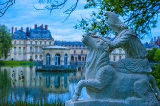Palais et parc de Fontainebleau