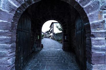 Saint-Jean-Pied-de-Port  Porte Saint Jac
