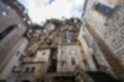 Rocamadour, Basilique Saint-Sauveur et c