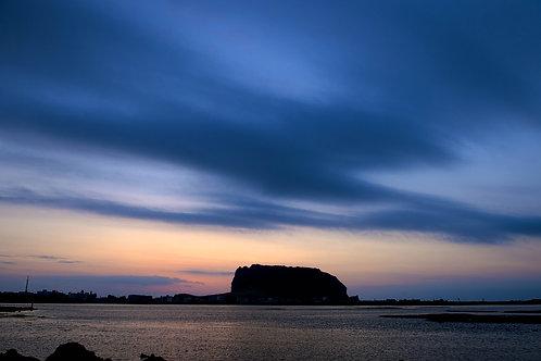 Île volcanique et tunnels de lave de Jeju