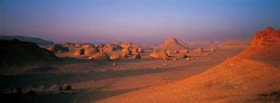 Égypte Wadi Al-Hitan (La vallée des Baleines)