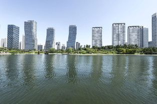 Songdo Central Park, Songdo, Incheon.jpg