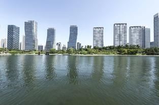 Songdo Central Park, Songdo, Incheon.jpg