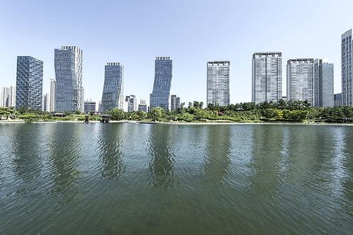 Songdo Central Park, Songdo, Incheon