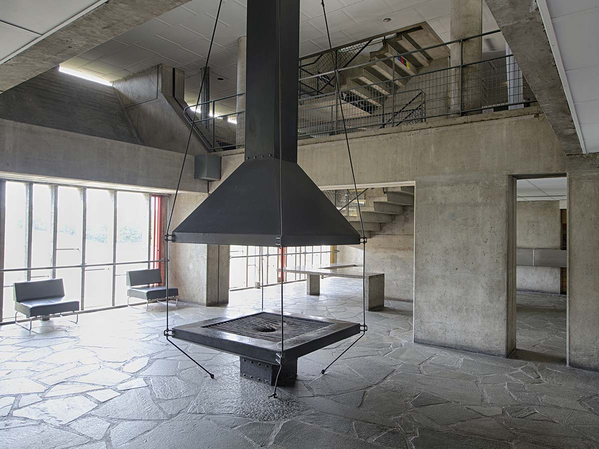 Photographie d'architecture Gelbart