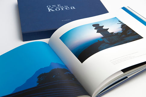 One Year In Korea Photographie