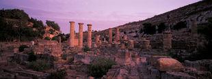 Libye Site archéologique de Cyrène