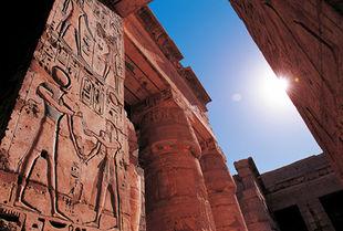 Égypte Thèbes antique et sa nécropole