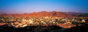 Oman Fort de Bahla