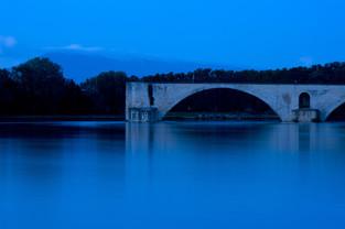Centre historique d'Avignon : Palais des papes, ensemble épiscopal et Pont d'Avignon