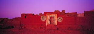 Mauritanie, Anciens ksour de Ouadane, Chinguetti, Tichitt et Oualata