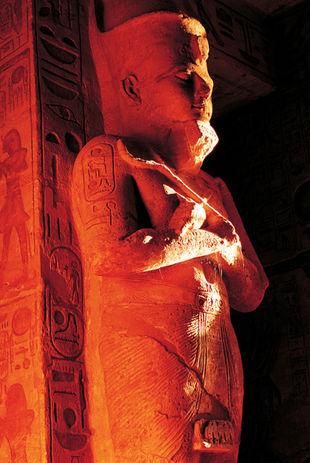 Égypte Monuments de Nubie d'Abou Simbel à Philae