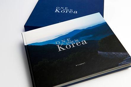 Livre One Year In Korea