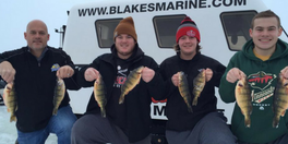 Ice Fishing | Bry's Guide Service | Devils Lake's Top Fishing