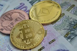 Bitcoin ethereum Rippe Bild Logo
