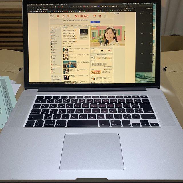 MacBook Pro mid2015