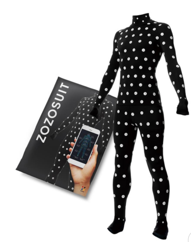 ZOZO スーツ