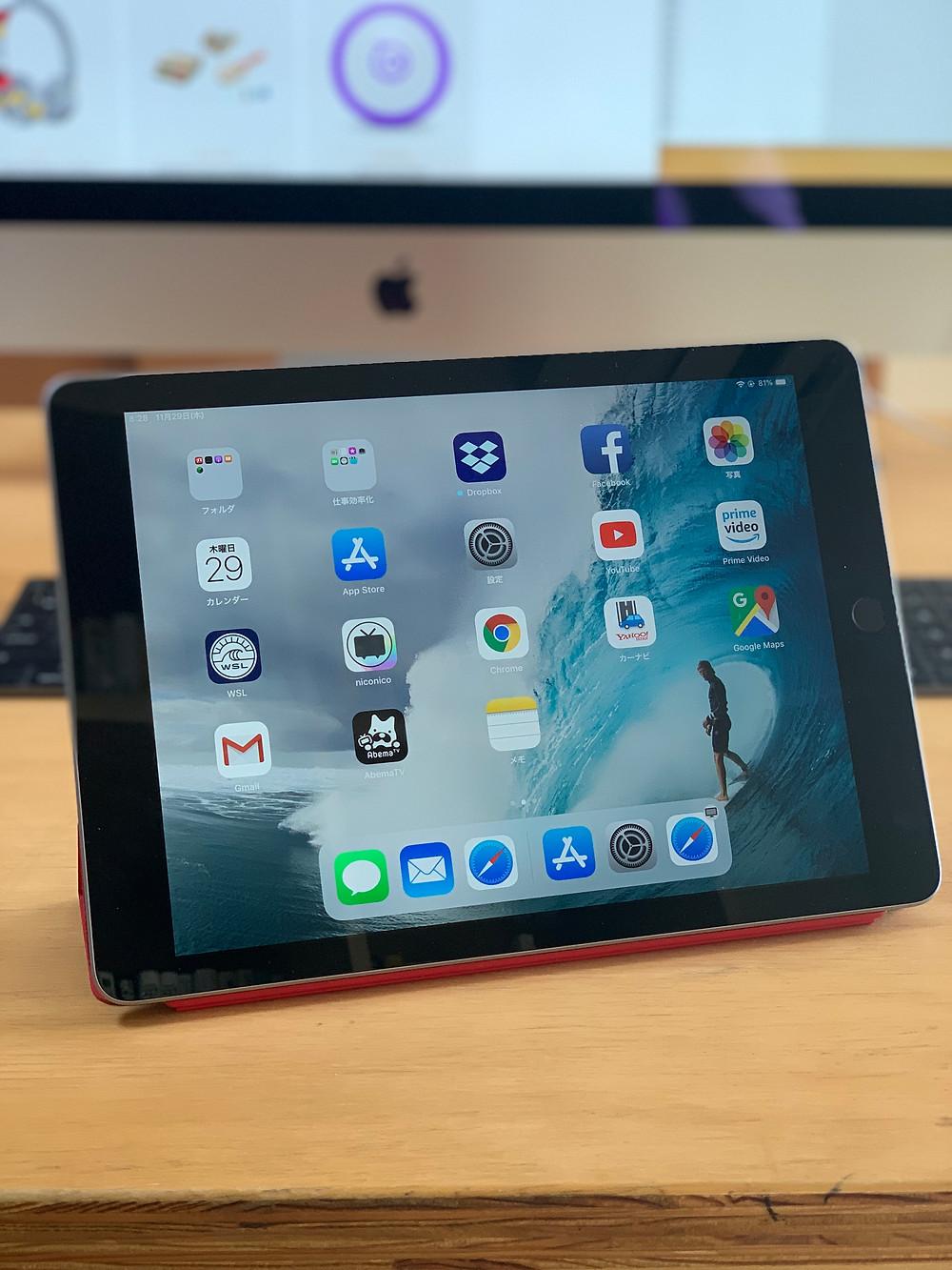 iPad第6世代 Wi-fiモデル 32㎇