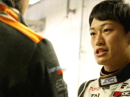 先日の撮影『日本一早いレーサー!国本雄資』