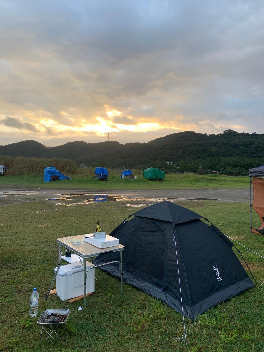 アウトドア 新潟 キャンプ