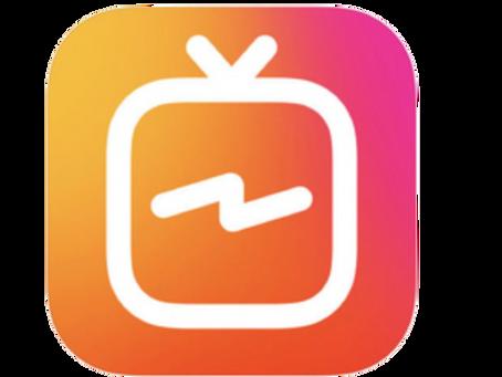【IGTV】インスタ新動画アプリ開始!どう使う?