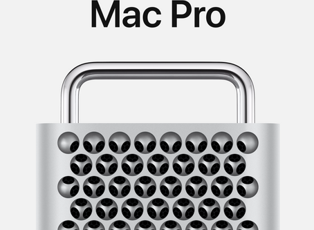 【Mac Pro】Apple Storeではスピード確認不可?
