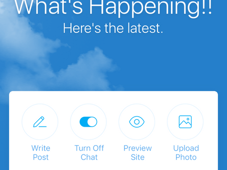 【iPhoneBlog】wix アプリってどうなの?