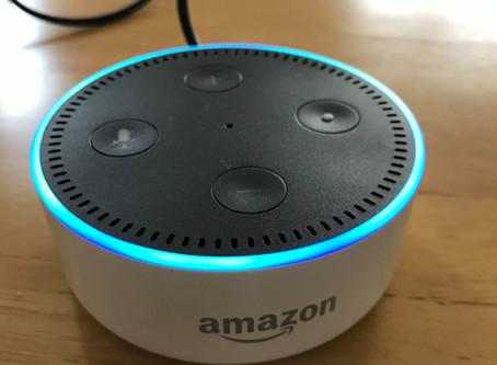 【レビュー】スマートスピーカー Amazonアレクサ導入しました!