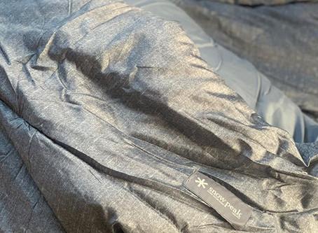 【アウトドア】スノピのエントリー寝袋がちょうど良い件!