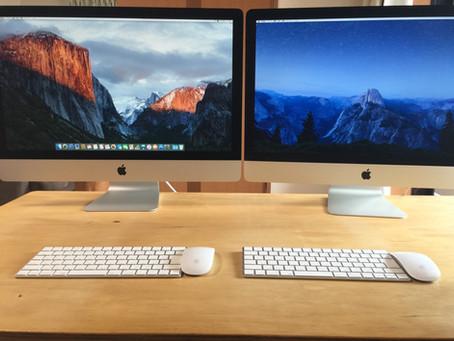 『iMac2013 Late』2年間ありがとうございました!