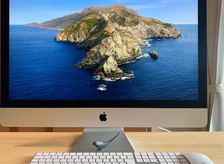 【iMac2020】トラブルでてますね…